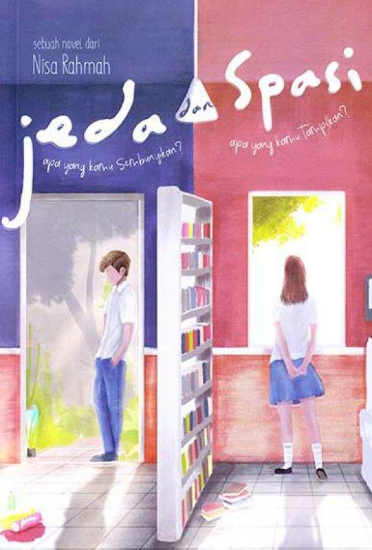 Cover Buku Jeda dan Spasi