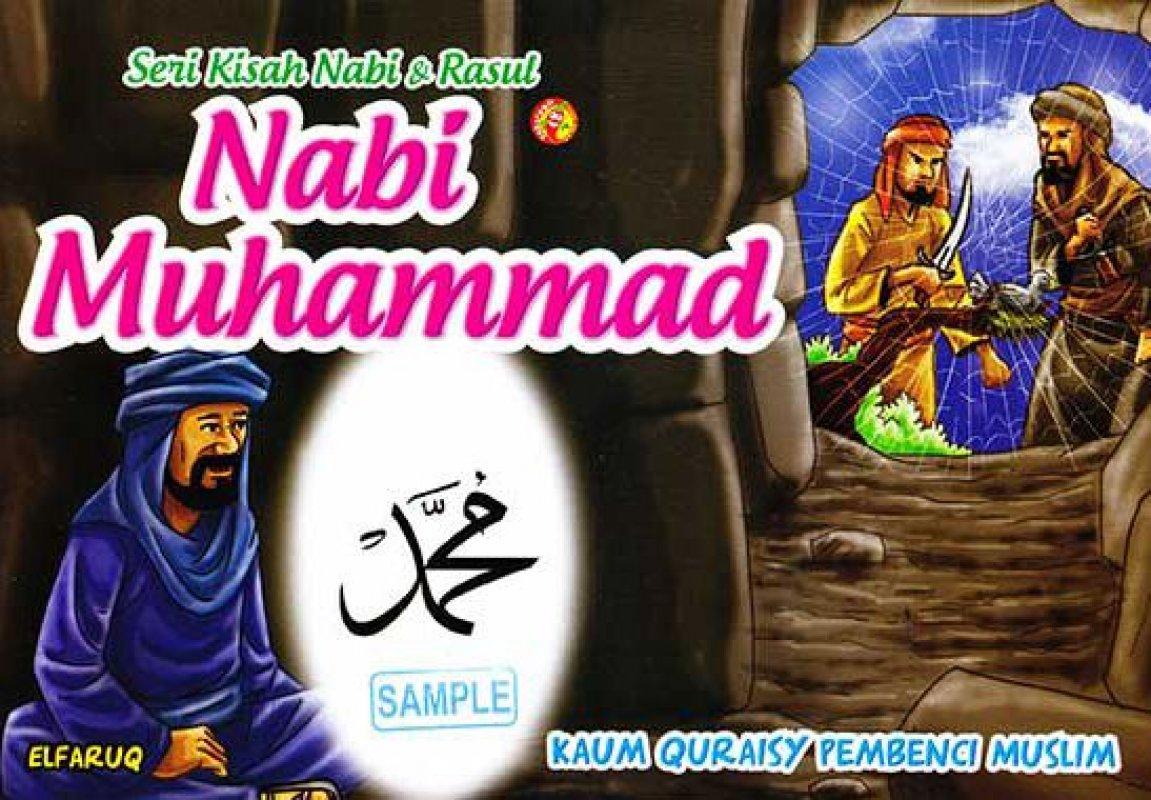 Cover Buku SERI KISAH NABI & RASUL NABI MUHAMMAD