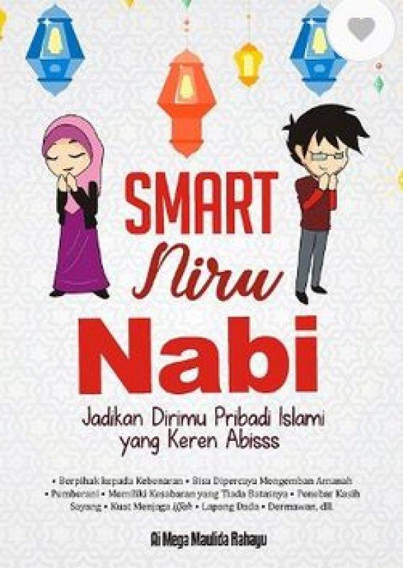 Cover Buku SMART NIRU NABI - Full Color