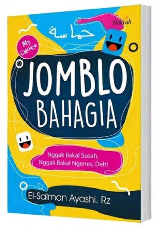Cover Buku Jomblo Bahagia [HSN 30%]