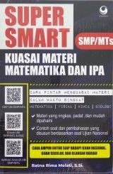Super Smart Kuasai Materi Matematika dan IPA SMP/MTs