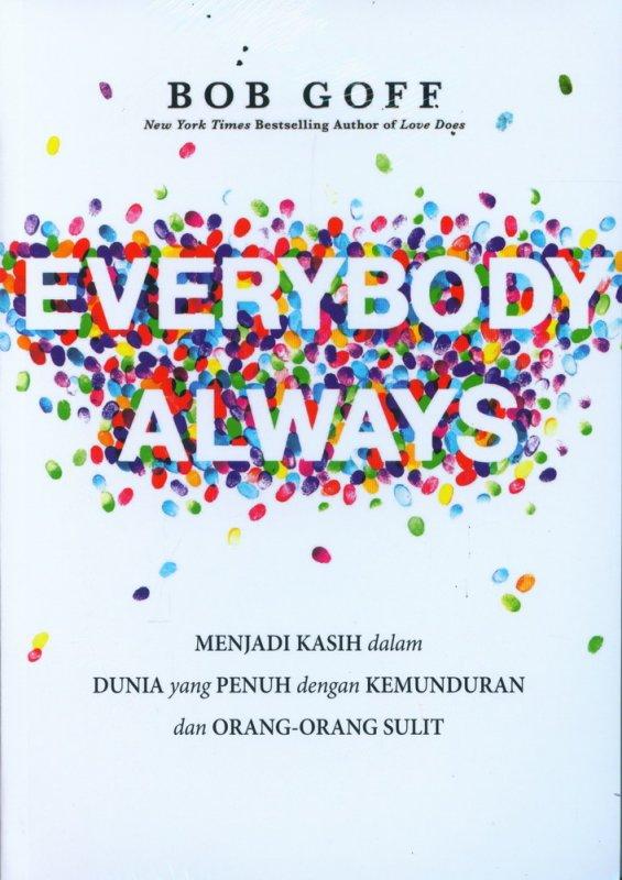 Cover Buku Everybody Always
