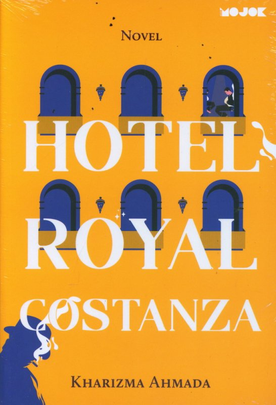 Cover Buku Hotel Royal Costanza