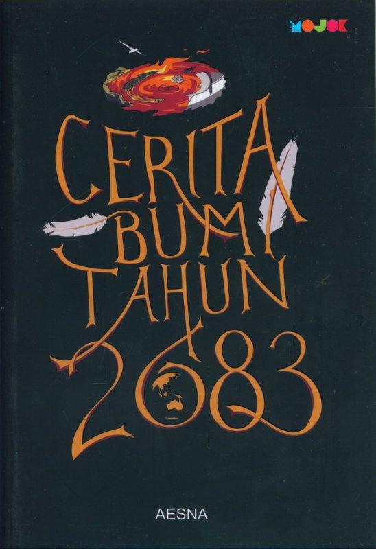 Cover Buku Cerita Bumi Tahun 2683