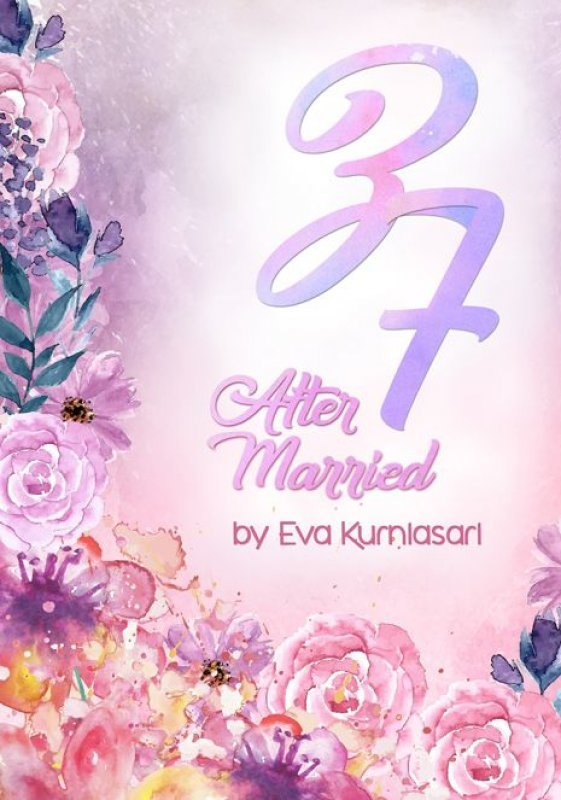 Cover Buku 37 After Married