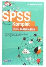 SPSS Komplet untuk Mahasiswa