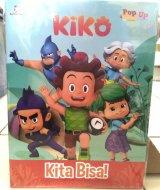 Pop Up Coloring Kiko : Kita Bisa!