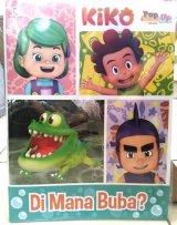 Pop Up Coloring Kiko : Di Mana Buba?