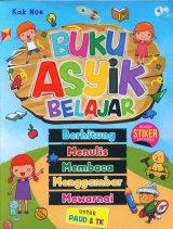 Buku Asyik Belajar Untuk PAUD dan TK