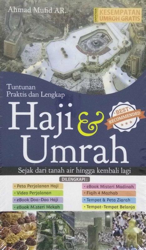 Cover Buku Tuntunan Praktis dan Lengkap HAJI & UMRAH