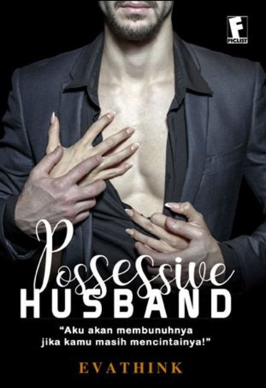 Cover Depan Buku Possessive Husband