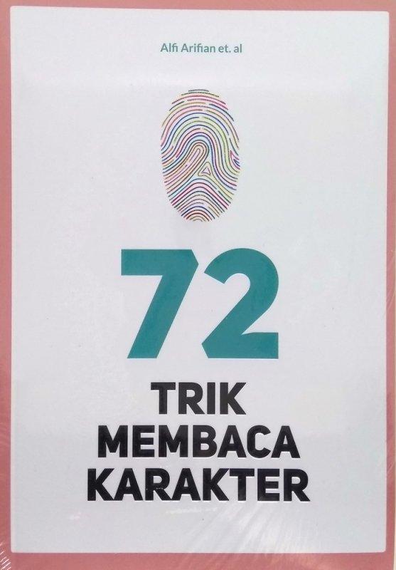 Cover Buku 72 Trik Membaca Karakter