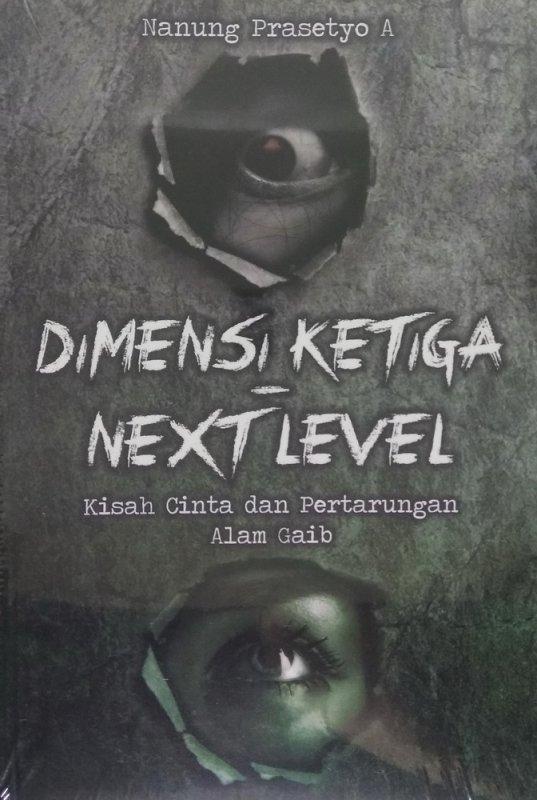Cover Buku Dimensi Ketiga Next Level
