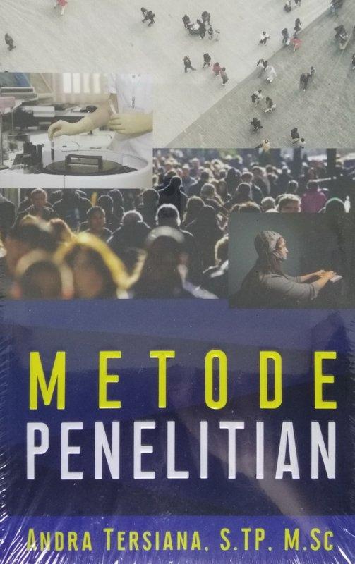 Cover Buku Metode Penelitian - Start Up