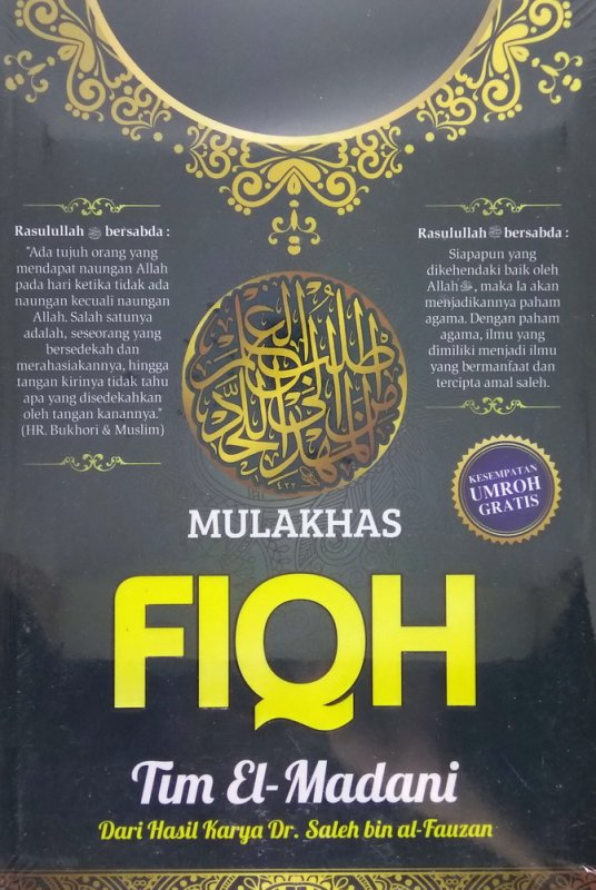 Cover Buku MULAKHAS FIQH