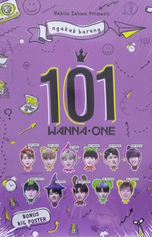 Cover Buku Ngakak Bareng 101