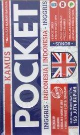 Kamus Pocket Inggris-Indonesia | Indonesia-Inggris