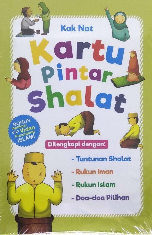 Cover Buku Kartu Pintar Shalat