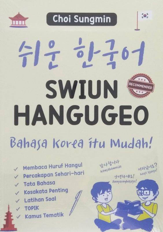 Cover Buku SWIUN HANGUGEO: Bahasa Korea Itu Mudah!