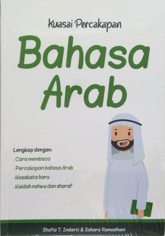 Cover Buku Kuasai Percakapan Bahasa Arab