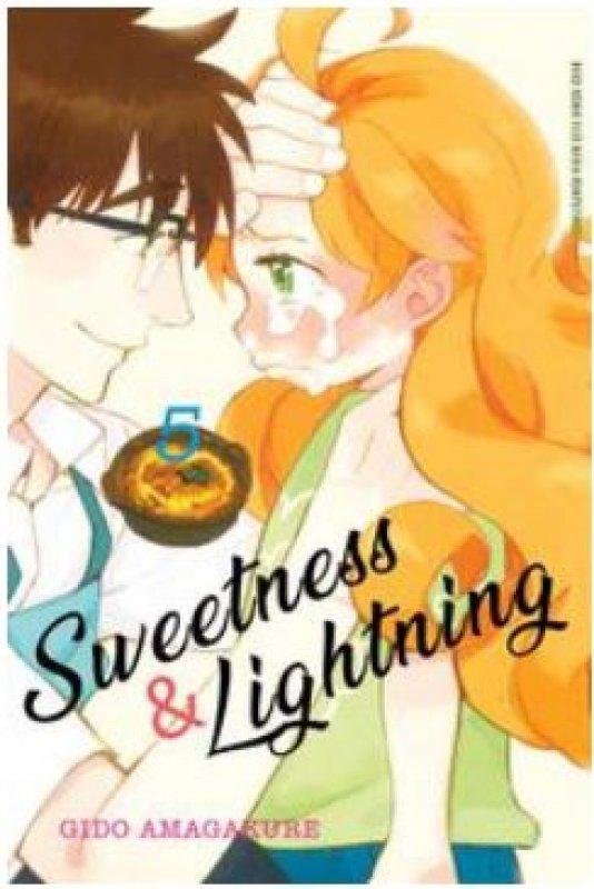 Cover Buku Sweetness And Lightning 5