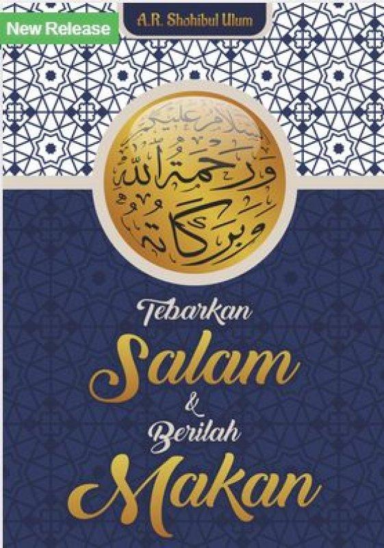 Cover Buku TEBARKAN SALAM & BERILAH MAKAN