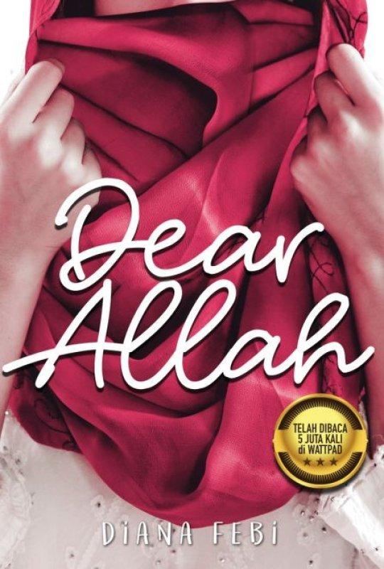 Cover Buku Dear Allah
