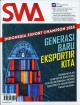 Majalah SWA Sembada No. 232 | 5-18 November 2018