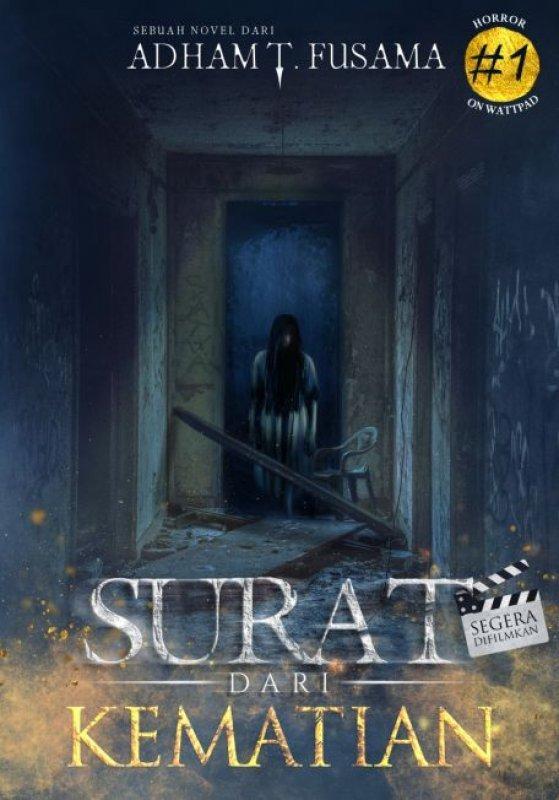 Cover Buku Surat Dari Kematian #1