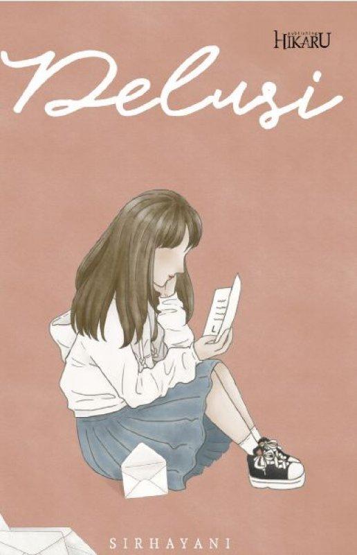 Cover Buku Delusi