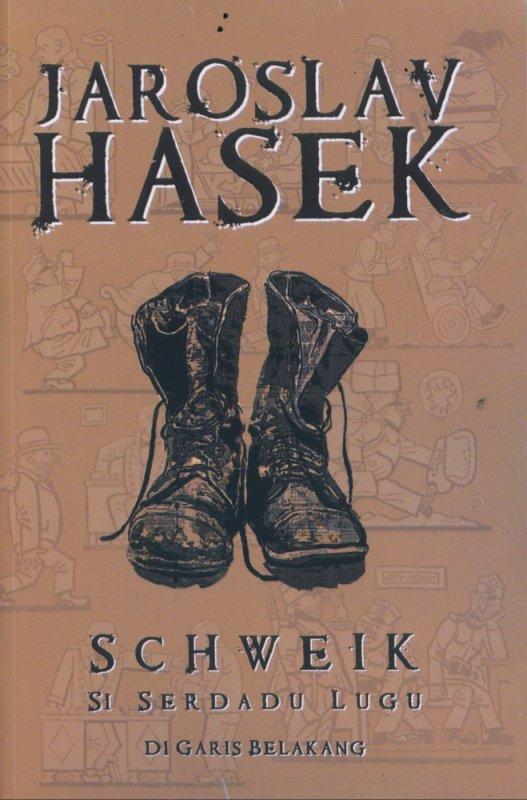 Cover Buku Schweik Si Serdadu Lugu Di Garis Belakang