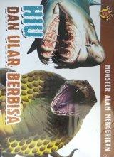 Monster Alam Mengerikan: Hiu dan Ular Berbisa