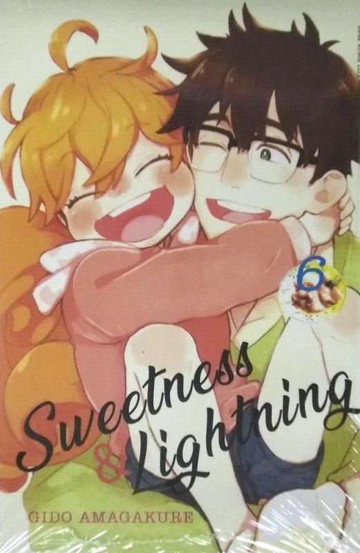 Cover Buku Sweetness And Lightning 6