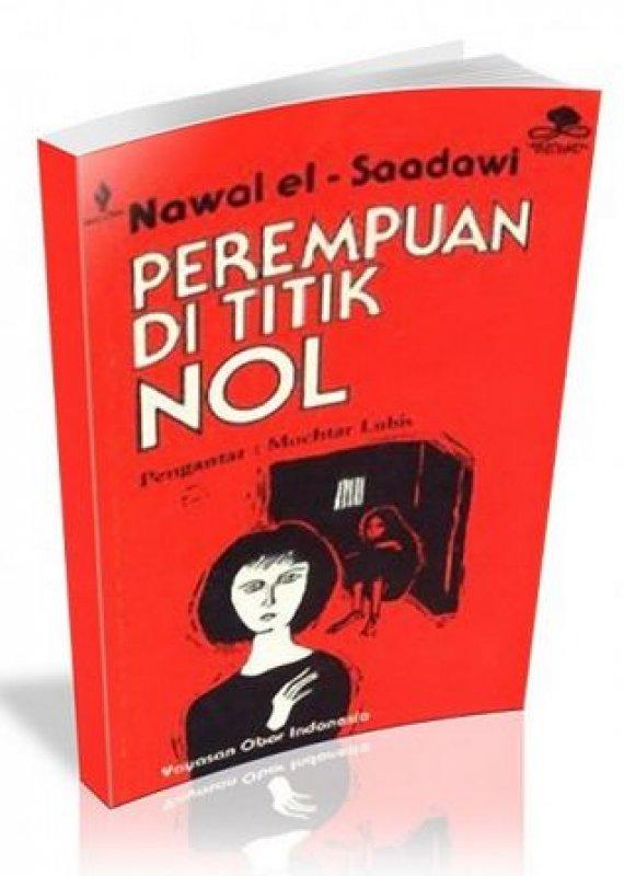 Cover Buku Perempuan Di Titik Nol