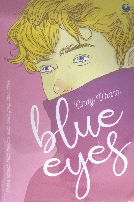 Cover Buku Blue Eyes