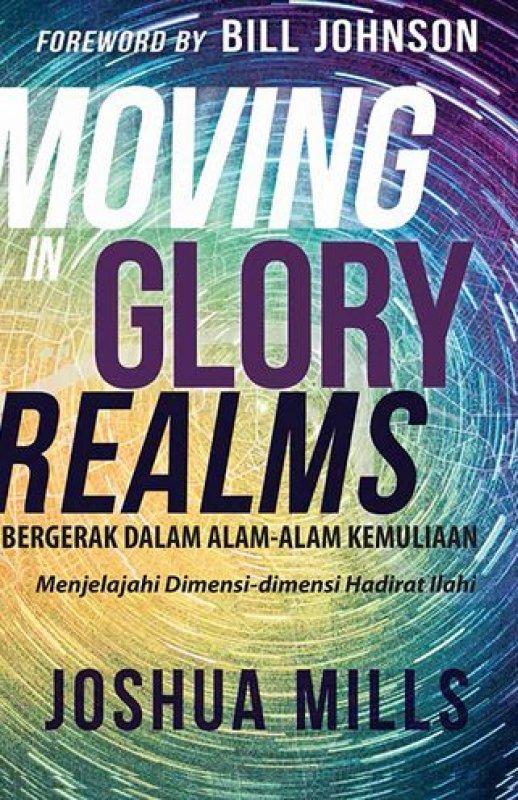 Cover Buku Moving in Glory