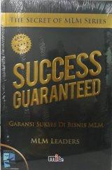 Detail Buku Success Guaranteed: Garansi Sukses Di Bisnis MLM