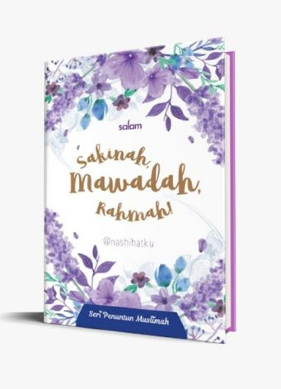Cover Buku Sakinah, Mawadah, Rahmah (Hard Cover)