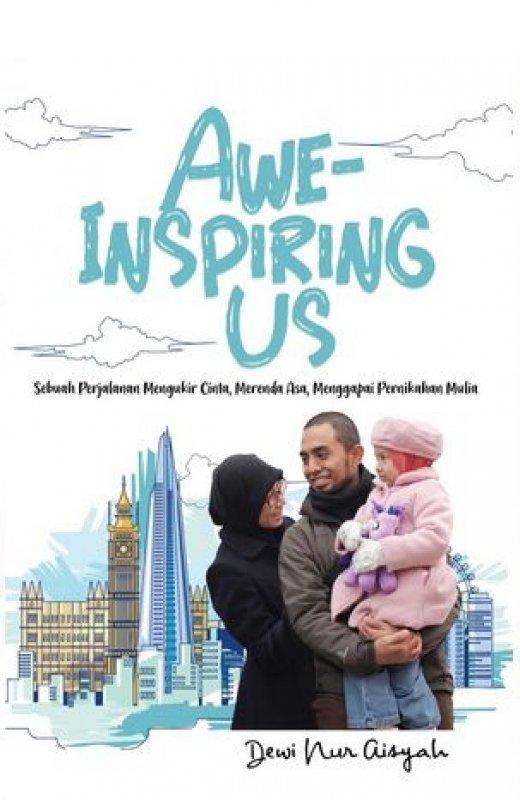 Cover Buku Awe Inspiring Us