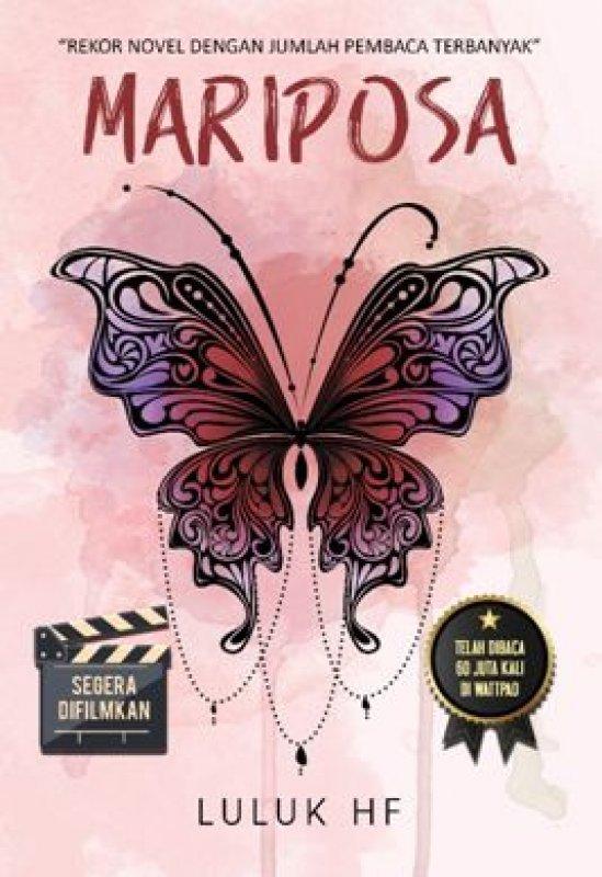 Cover Buku Mariposa