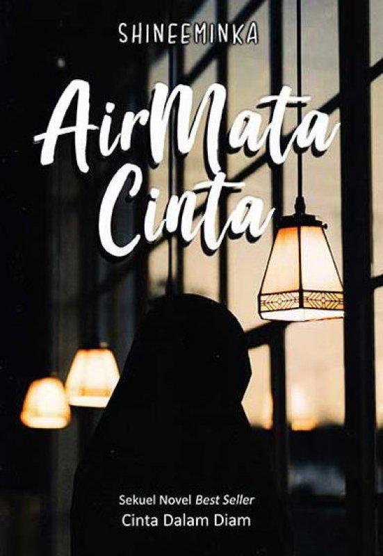 Cover Buku Air Mata Cinta