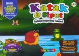 Katak & Siput (Bilingual) Full Color