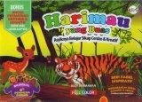 Harimau yang Buas (Bilingual) Full Color