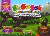 Si Gagak & Elang yang Jahil (Bilingual) Full Color