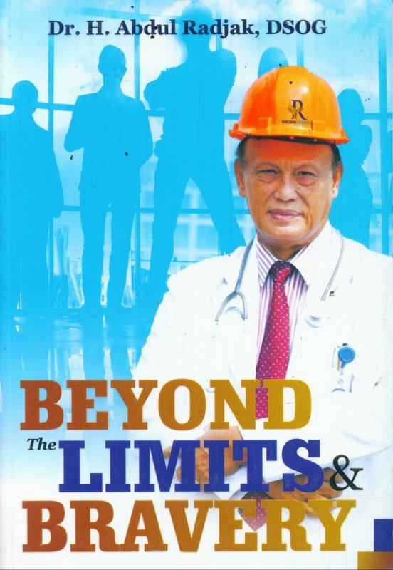 Cover Buku Beyond The Limits & Bravery