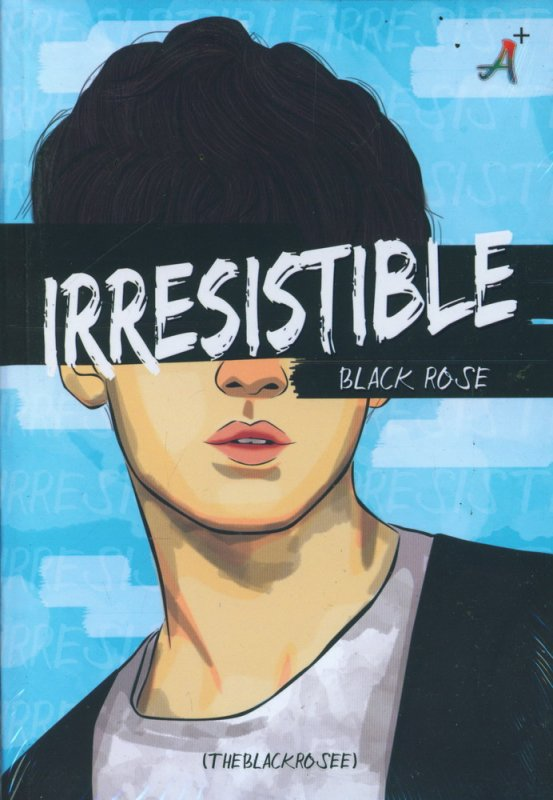 Cover IRRESISTIBLE Black Rose