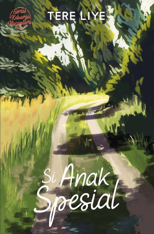 Cover Buku Si Anak Spesial
