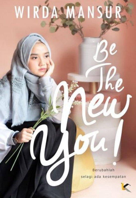 Cover Buku Be The New You