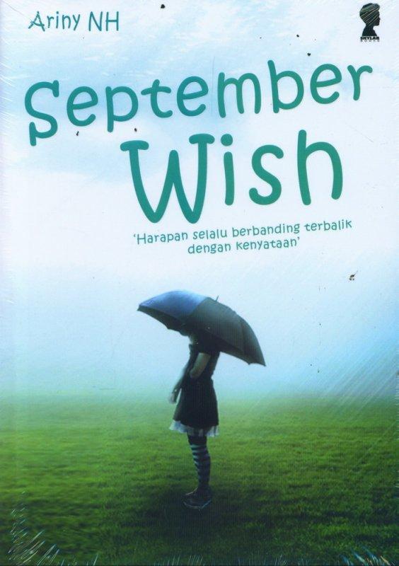 Cover Buku September Wish