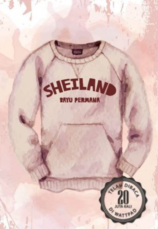Cover Buku SHEILAND (Disc 50%)